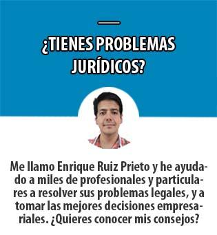 Enrique Ruiz Prieto - asesor jurídico y fiscal en Sevilla