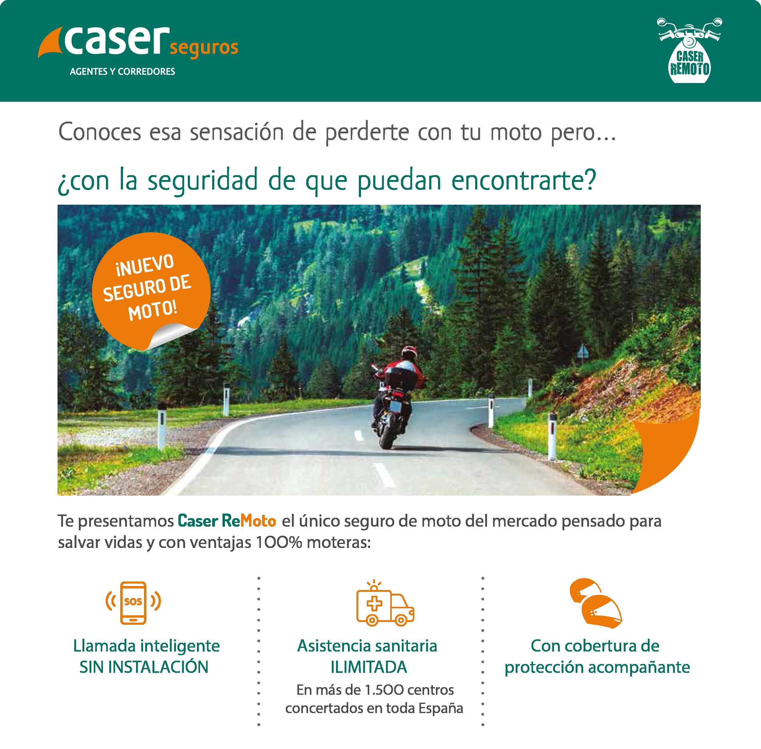 ReMoto- Caser Motos