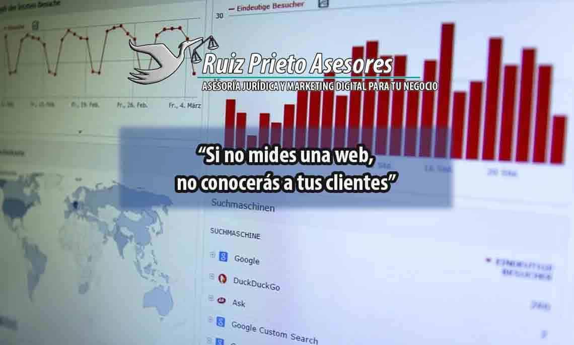 ¿Cómo conocer a nuestros clientes a través de la analítica web?