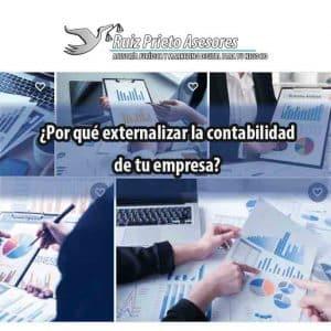 ¿Por qué externalizar la contabilidad de tu empresa?